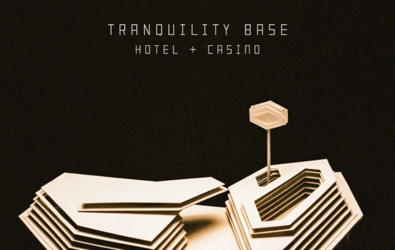 Arctic Monkeys – Tranquility Base Hotel & Casino