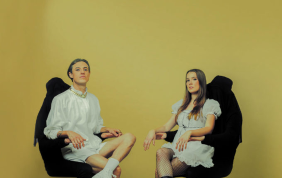 Confidence Man – Confident Music For Confident People