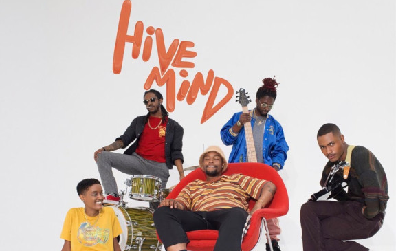 The Internet – Hive Mind