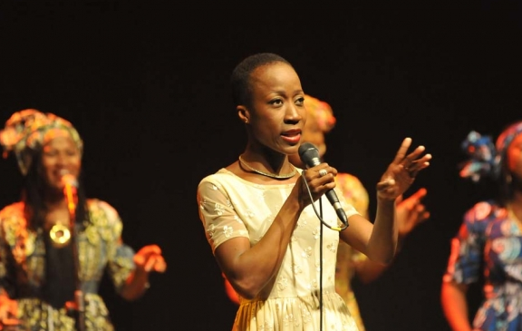 Bamanan Djouru (feat. Rokia Traore) – Brighton Dome – Saturday 18th May 2019