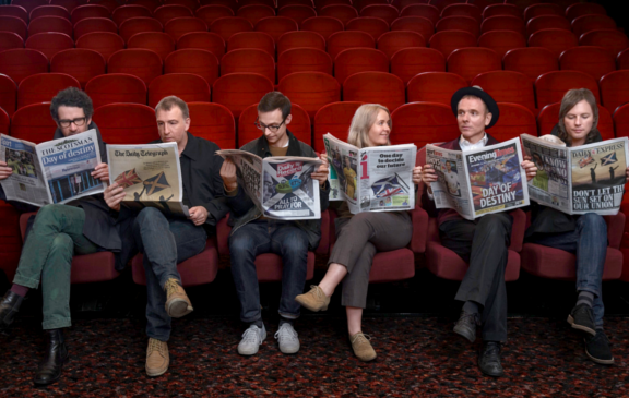 Belle and Sebastian – Interview 2018