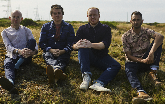 Bombay Bicycle Club – Brighton Dome – 18th March 2014