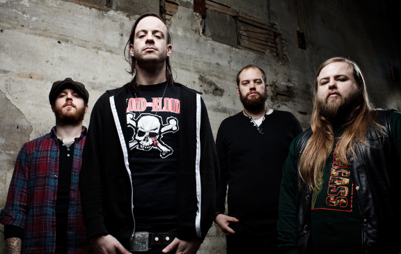 Cancer Bats – The Haunt, Brighton – Wednesday 23rd January 2019
