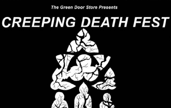 Creeping Death Fest – Green Door Store, Brighton – Sunday 26th May 2019