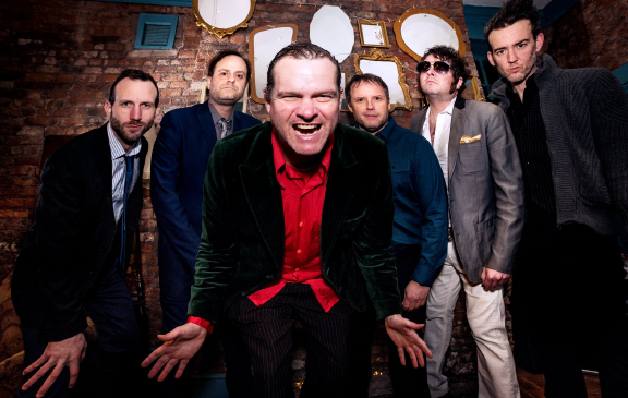 Electric Six – Con Club, Lewes – Wednesday 15th May 2019