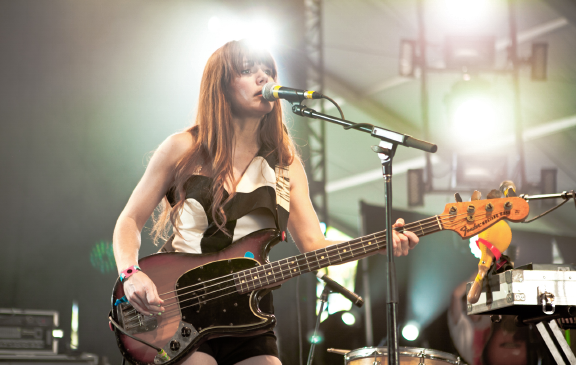 Jenny Lewis – Concorde 2, Brighton – Wednesday 24th July 2019