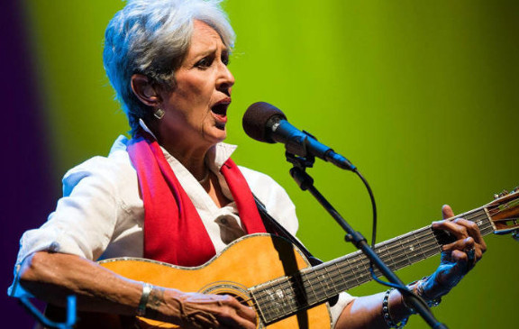 Joan Baez – Brighton Dome – Friday 22nd February 2019