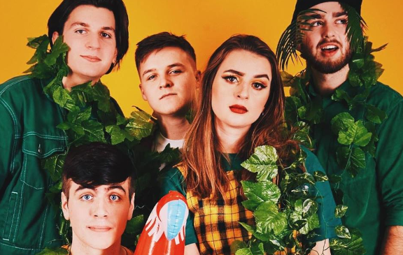 Brighton's Jumanji get tropical on new single 'Houdini'