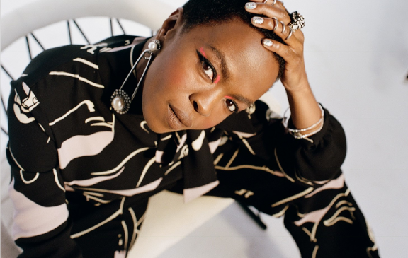 Lauryn Hill is headlining Love Supreme 2019