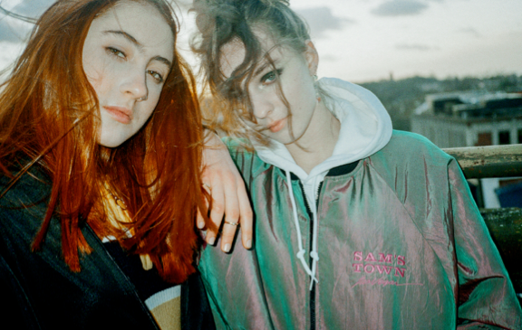 Let's Eat Grandma – Interview 2018