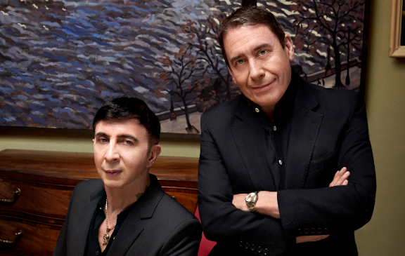 Marc Almond and Jools Holland team up for new album and Brighton date