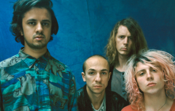 Mystery Jets – Interview – 2016
