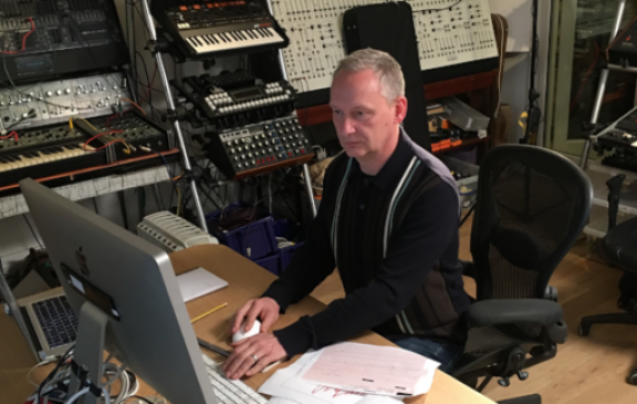 Orbital's Paul Hartnoll reveals new track