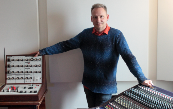 Paul Hartnoll – Orbital Interview 2014