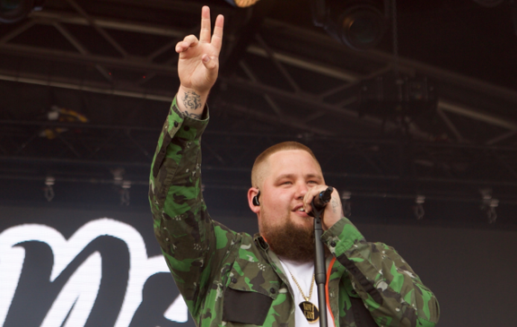 Rag'n'Bone Man - Brighton Racecourse - 27th July 2019