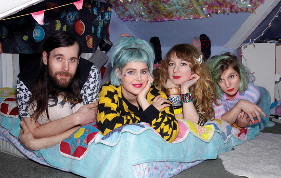 Tacocat + Twen – The Hope & Ruin, Brighton – Friday 30th August 2019