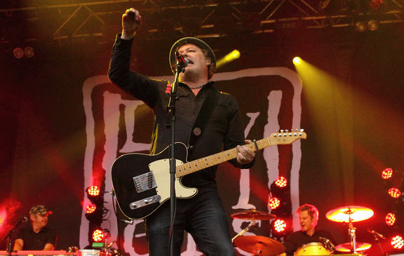 The Levellers announce 30th anniversary tour