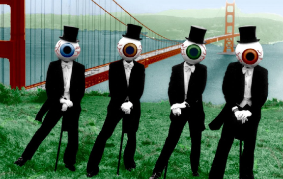 The Residents – St George's Church, Brighton – Thursday 7th February 2019