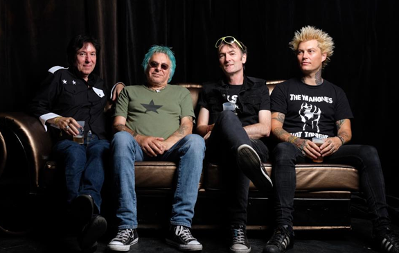 UK Subs – Con club, Lewes – Sunday 24th November 2019