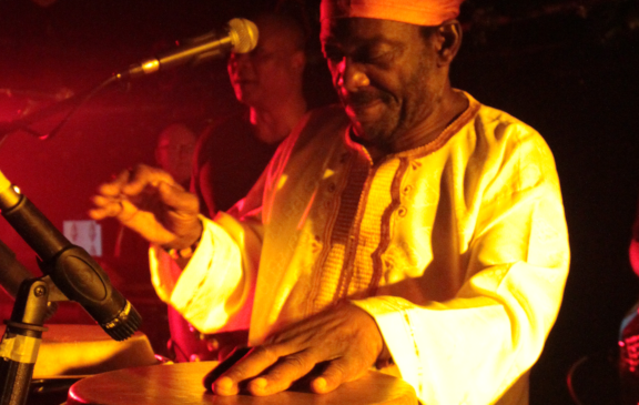 African Head Charge – Komedia, Brighton – 28th March 2018