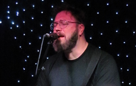 Ben Ottewell – The Prince Albert, Brighton – 9th December 2018