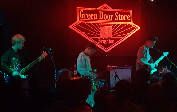 Black Midi – Green Door Store, Brighton – 24th January 2019