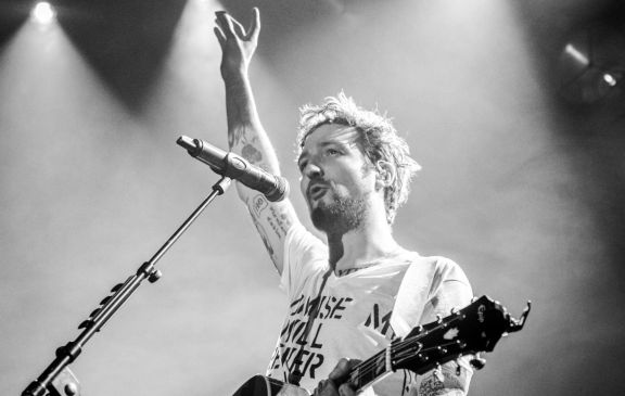 Frank Turner – The Roundhouse, London – 13th May 2018