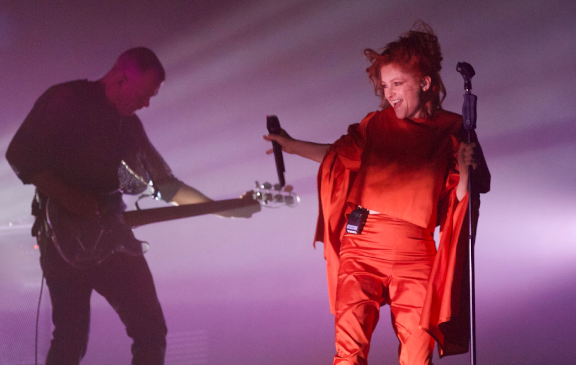 Goldfrapp – Brighton Dome