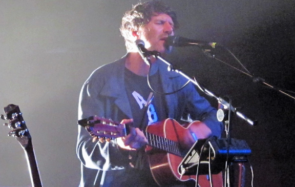 Gruff Rhys – The Old Market, Hove – 9th November 2018