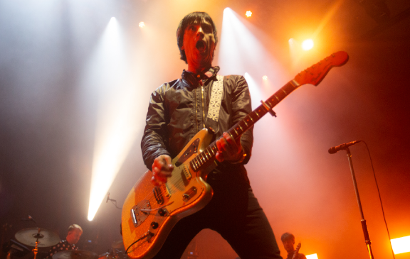 Johnny Marr – Brighton Dome – 9th November 2018