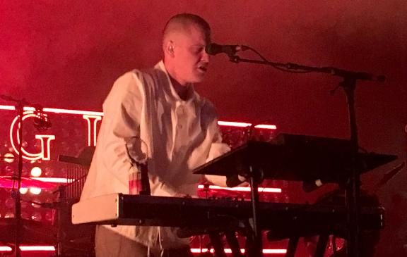 Jungle – Electric Brixton – 15th November 2017