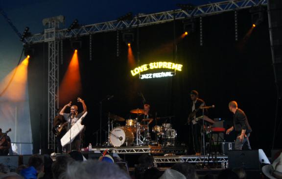 Love Supreme 2017