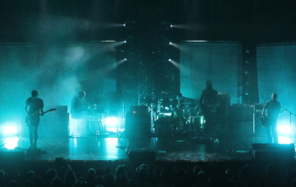 Mogwai – Brighton Dome – 25th November 2018