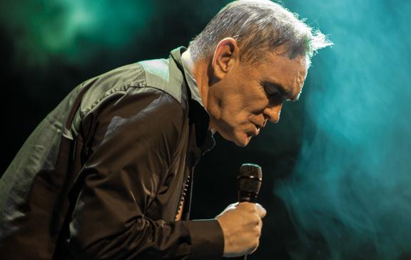 Morrissey – Brighton Centre – 3rd March 2018