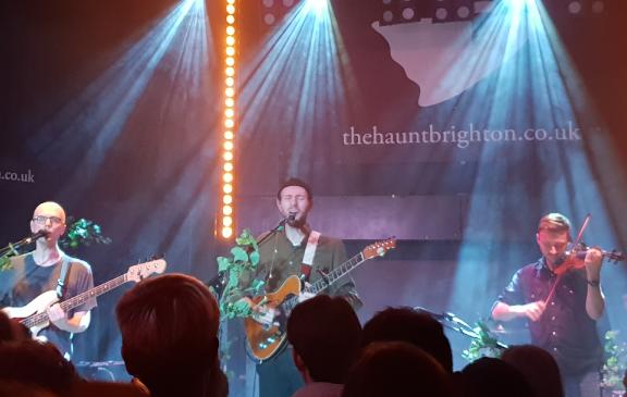 Novo Amor – The Haunt, Brighton – 20th October 2018