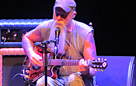 Seasick Steve – Brighton Dome – 13th November 2018