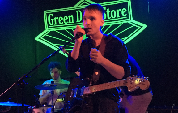 Submariner – Green Door Store – 6th November 2017