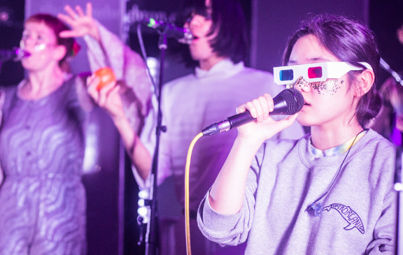 Superorganism – The Haunt – 9th March 2018