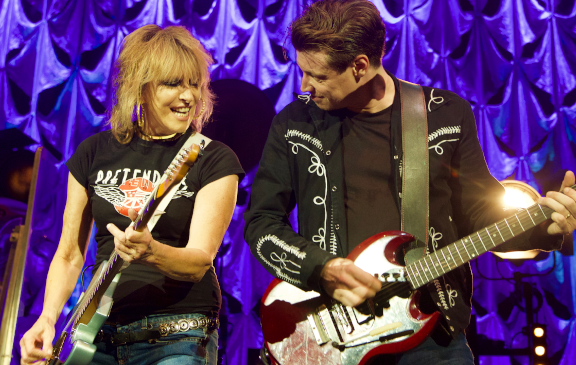 The Pretenders – Brighton Dome