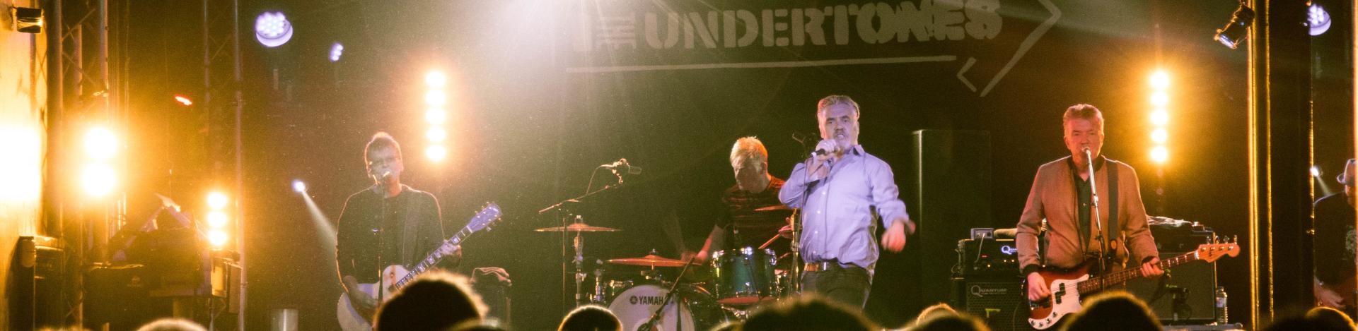 The Undertones – Concorde 2