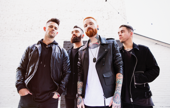 Memphis May Fire – Chalk, Brighton – Monday 2nd December 2019