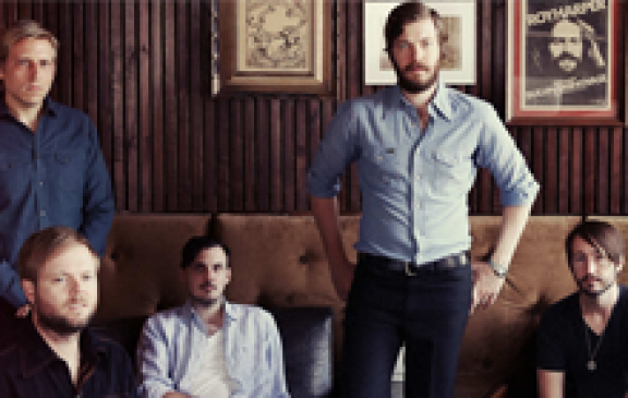 Midlake – St. George's Church – 27th Febuaray 2014