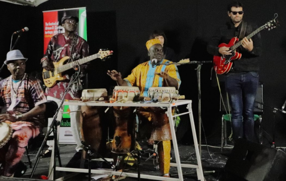 Musa Mboob & XamXam - The Brunswick - Friday 6th March 2020