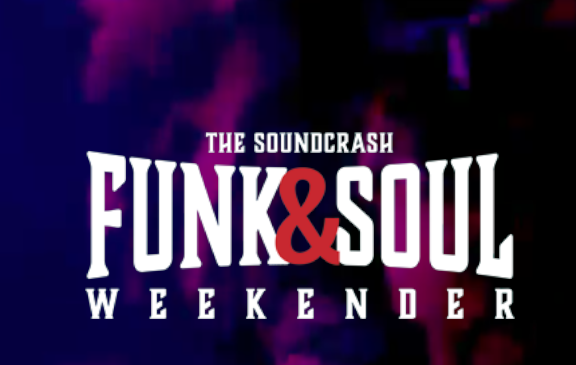 Full line-up revealed for the Soundcrash Funk & Soul Weekender