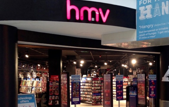 Brighton's HMV store saved