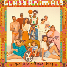 GlassAnimals - HowToBeAHumanBeing